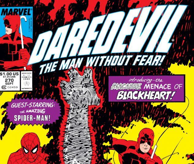 DAREDEVIL (1964) #270