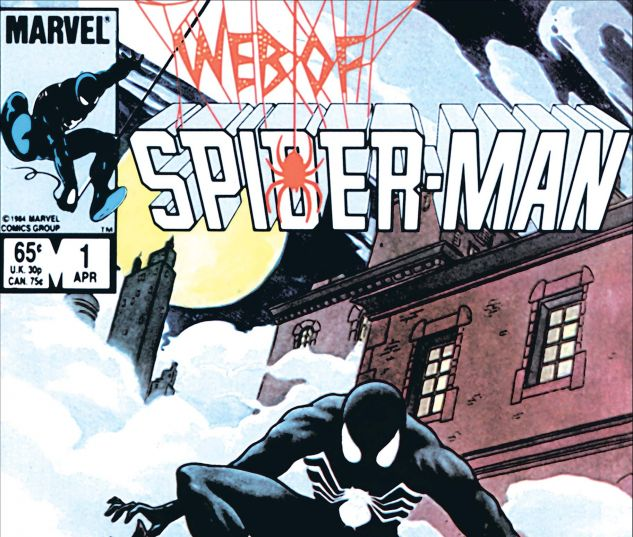 Web of Spider-Man (1985) #1