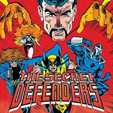 Secret Defenders (1993 - 1995)