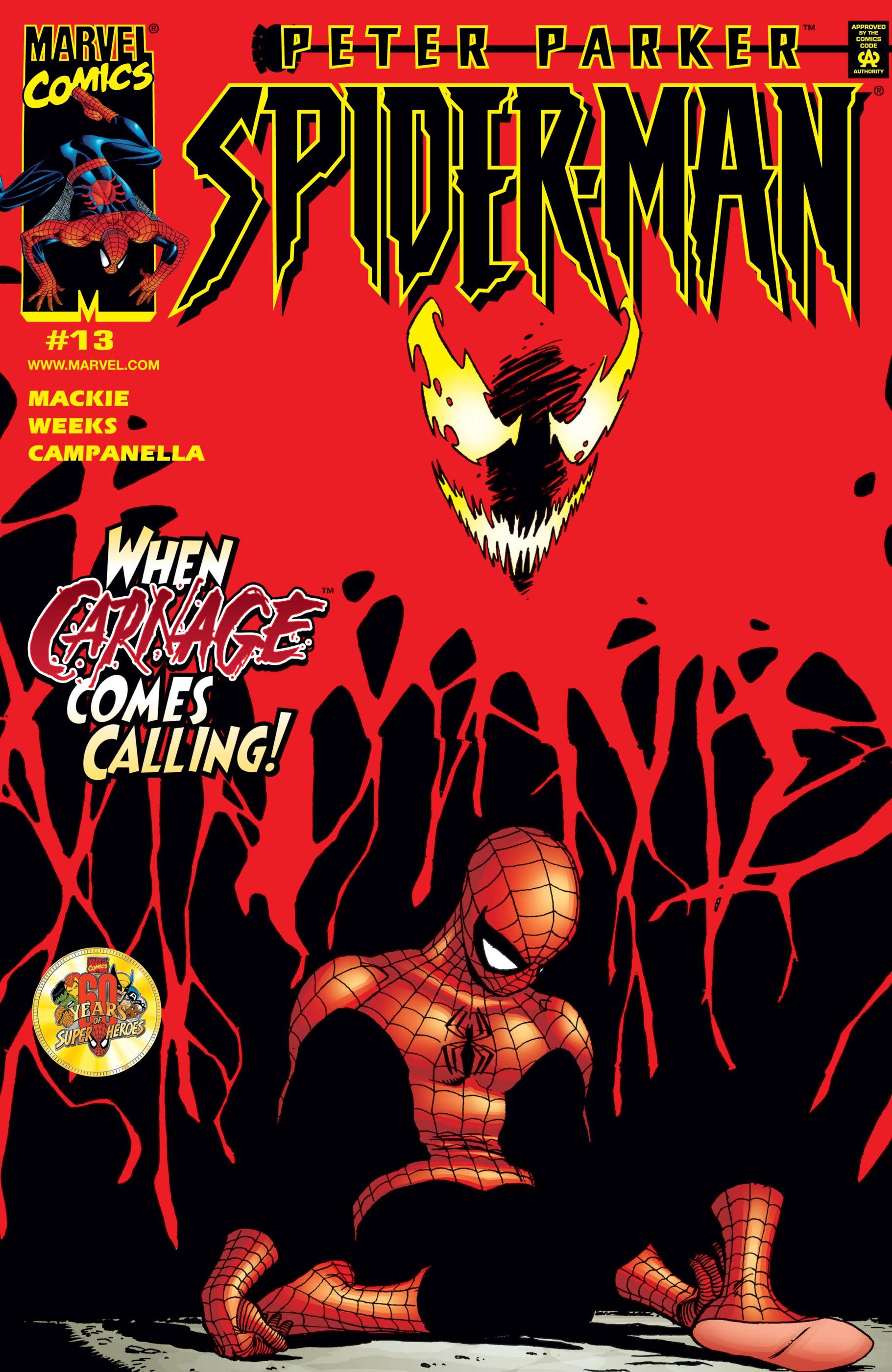 Peter Parker: Spider-Man (1999) #13
