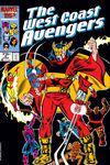 West Coast Avengers #9
