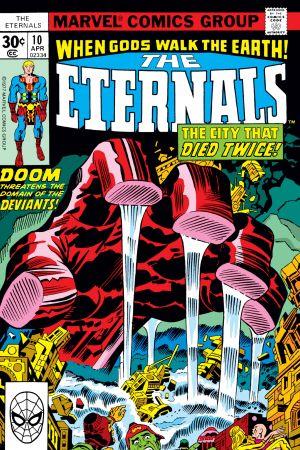 Eternals #10