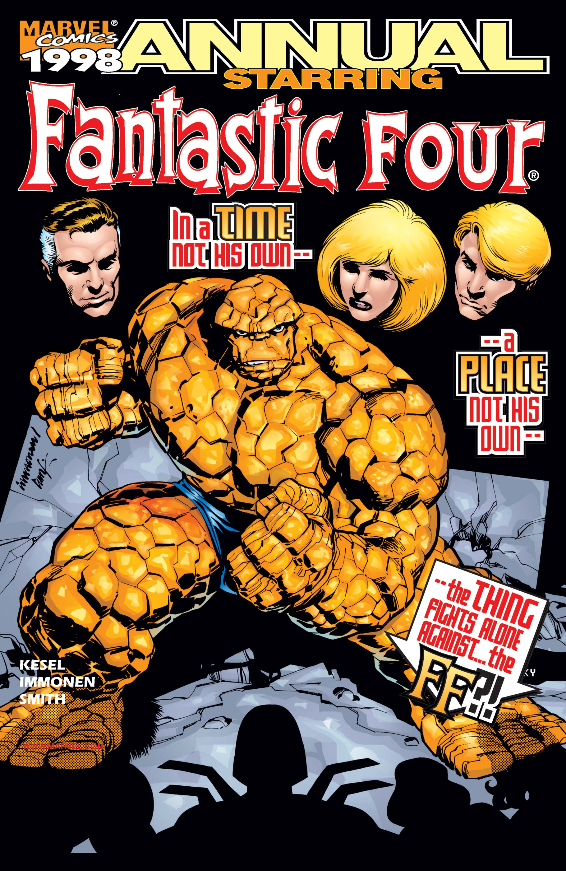 Fantastic Four Annual (1998) #1