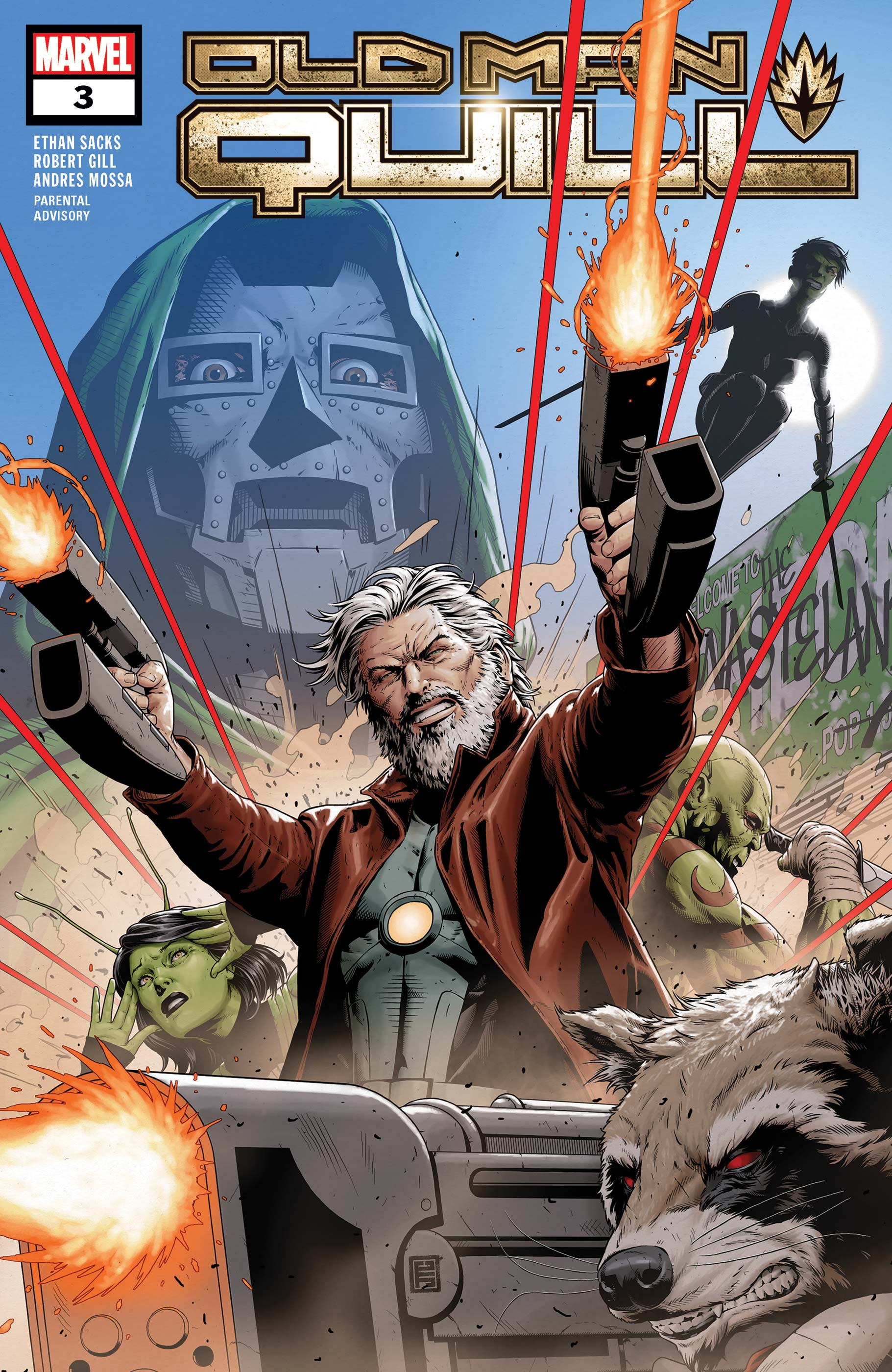 Old Man Quill (2019) #3