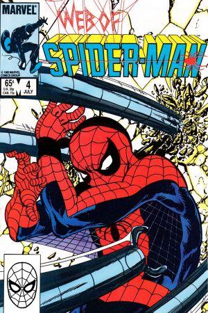 Web of Spider-Man (1985) #4