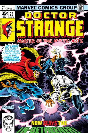 Doctor Strange #28