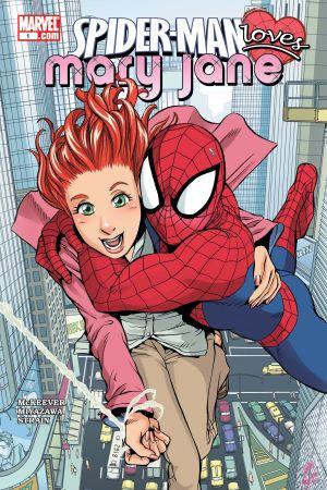 Spider-Man Loves Mary Jane (2005) #1