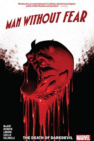 Man Without Fear: The Death Of Daredevil (Trade Paperback)