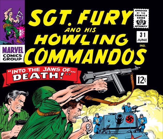 Sgt. Fury #31