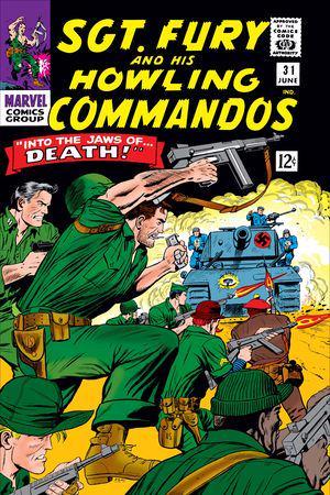 Sgt. Fury (1963) #31