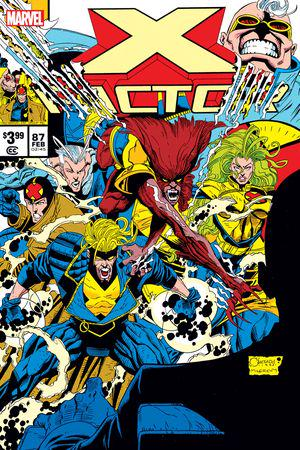 X-Factor 87 Facsimile Edition #1