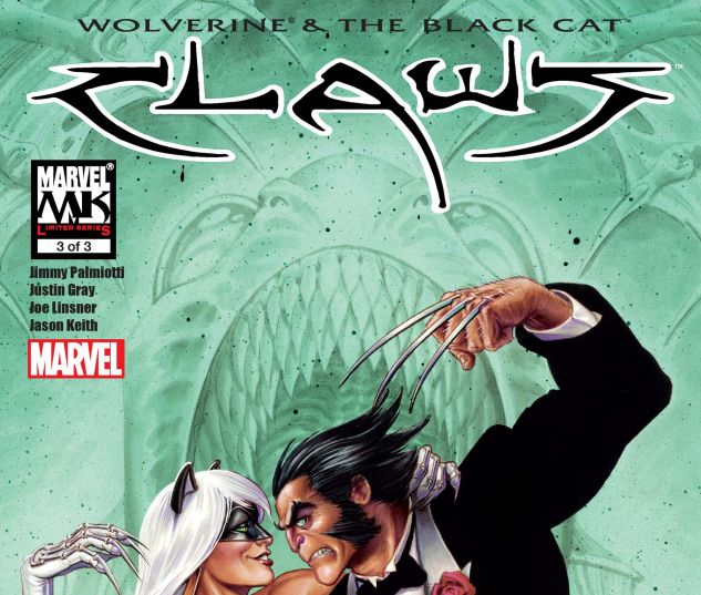CLAWS (2006) #3