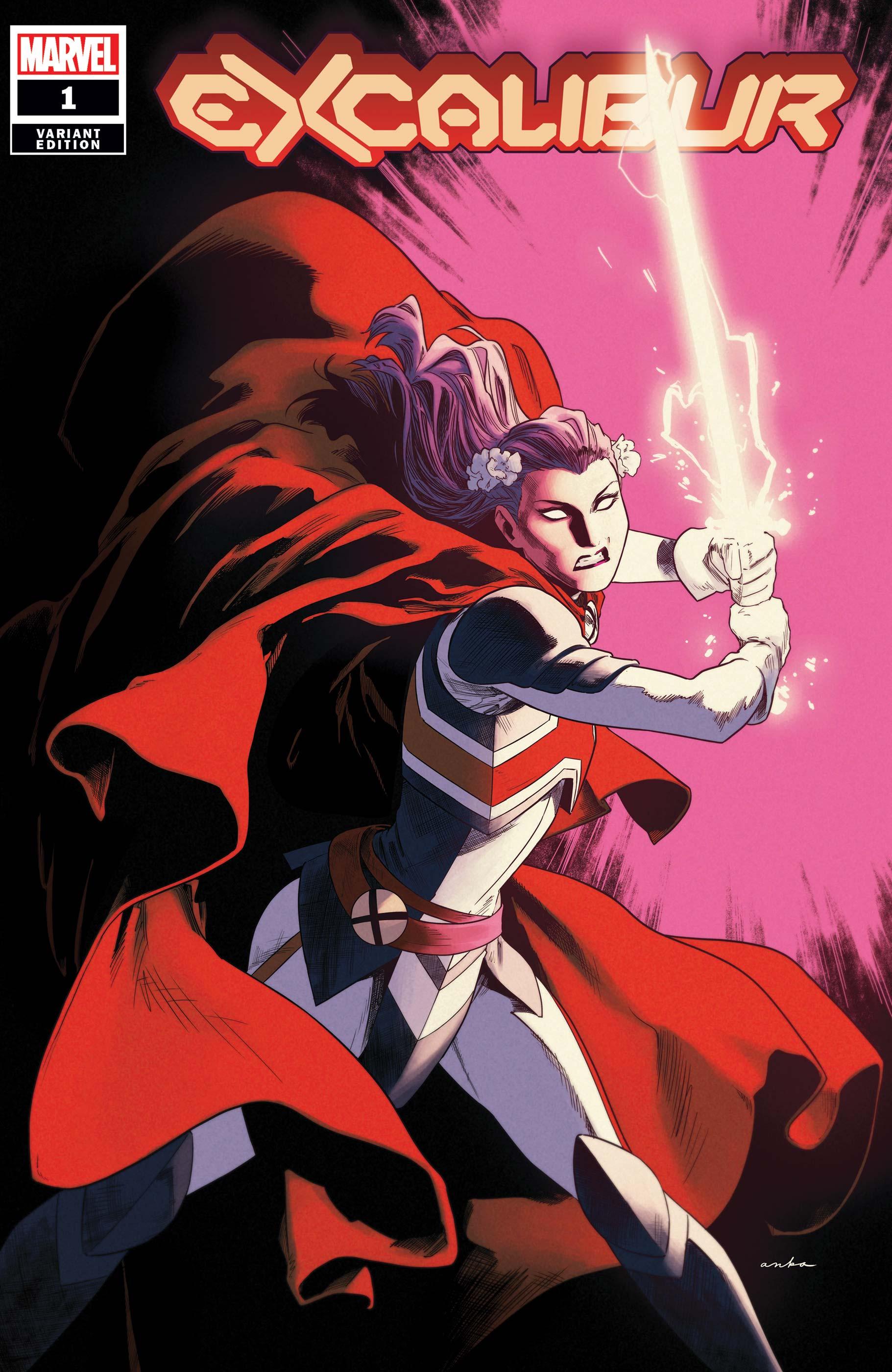 Excalibur (2019) #1 (Variant)