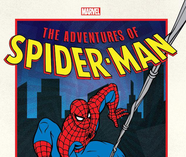 ADVENTURES OF SPIDER-MAN: RADIOACTIVE GN-TPB #3