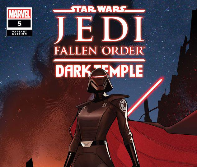 Star Wars: Jedi Fallen Order - Dark Temple #5