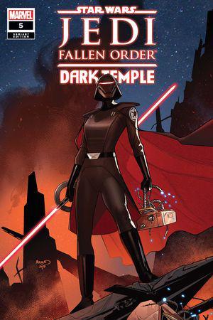 Star Wars: Jedi Fallen Order - Dark Temple (2019) #5 (Variant)