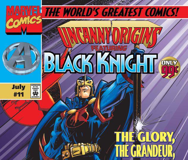 Uncanny Origins #11