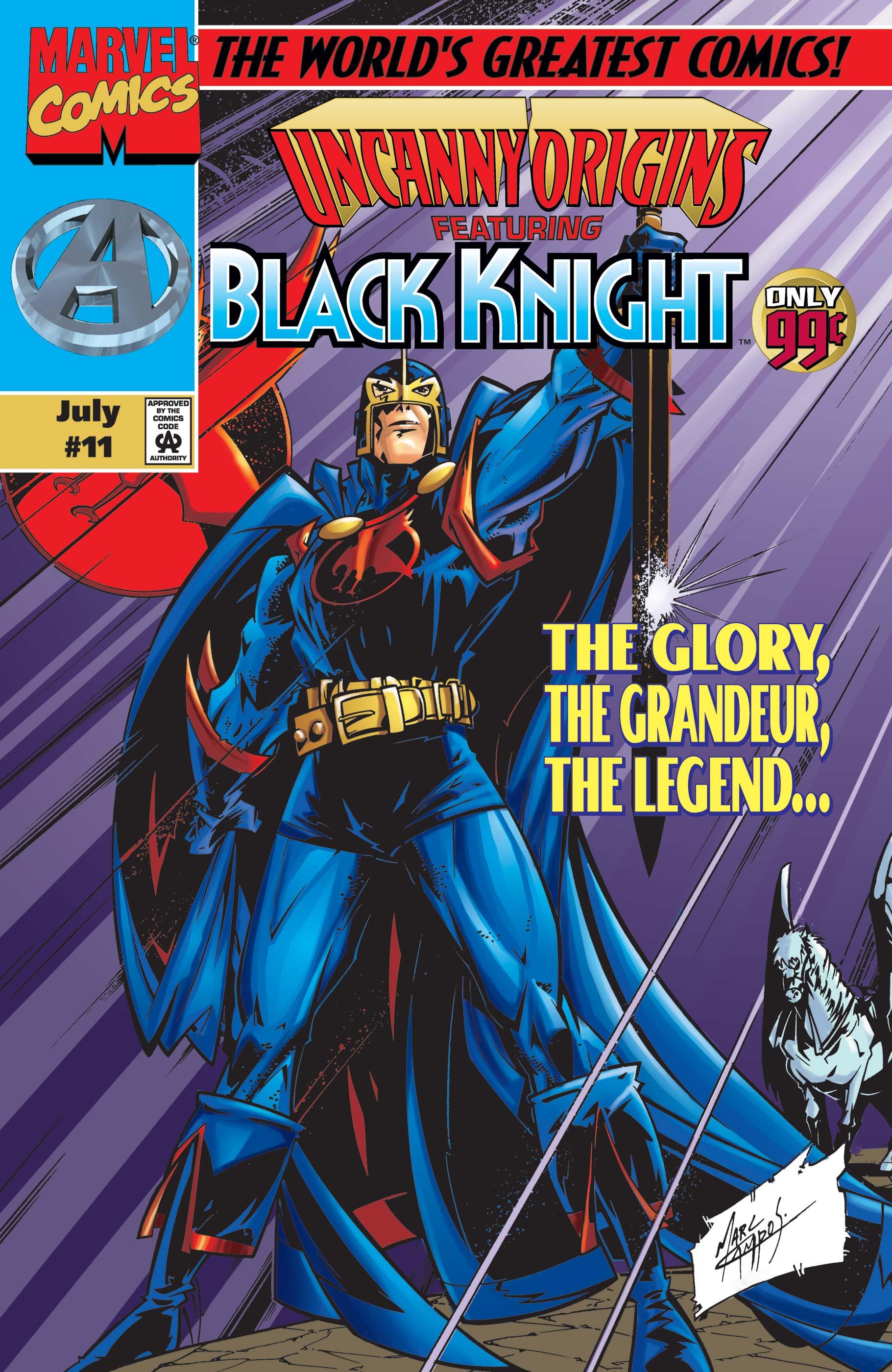 Uncanny Origins (1996) #11