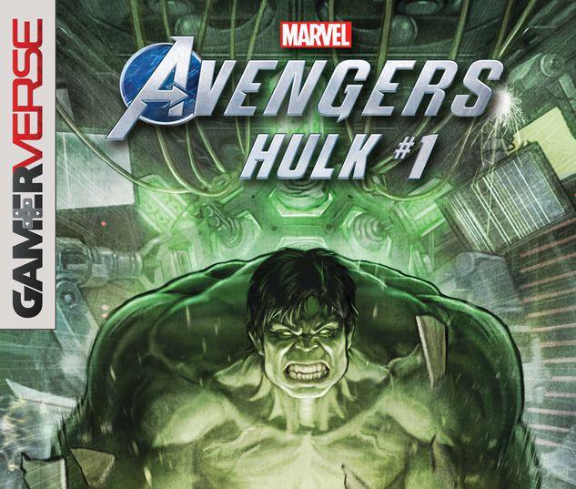 MARVEL'S AVENGERS: HULK 1 #1