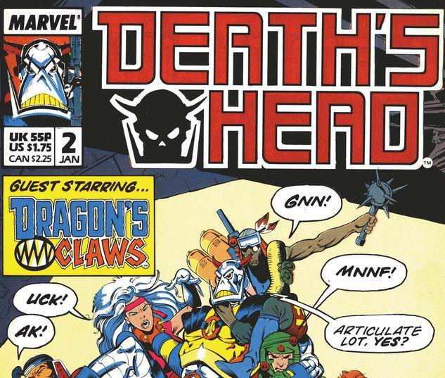 Death's Head #2