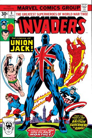 Invaders (1975) #8