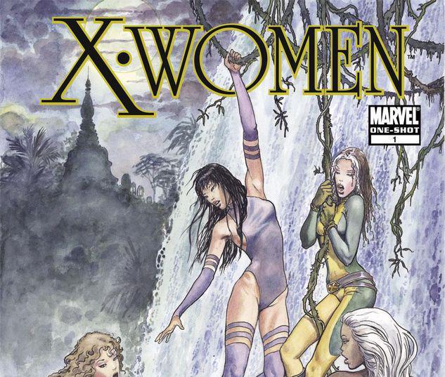 X-WOMEN 1 #1