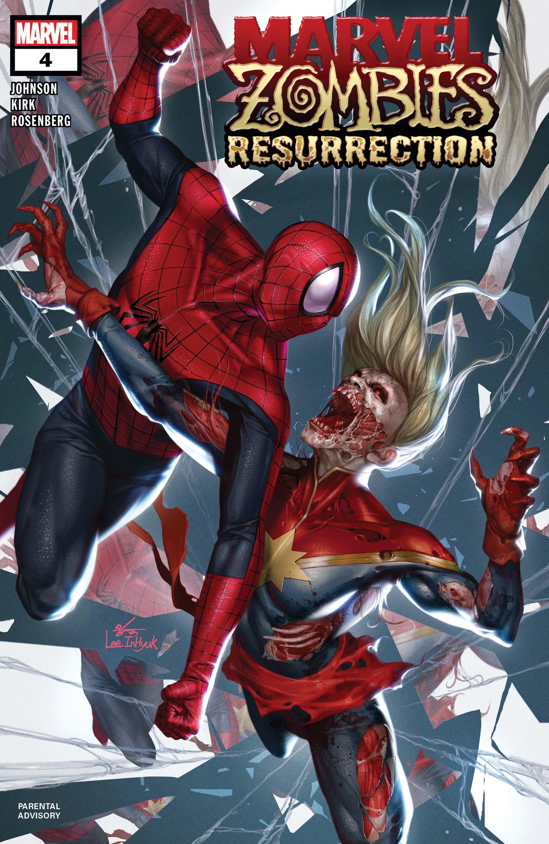 Marvel Zombies: Resurrection (2020) #4