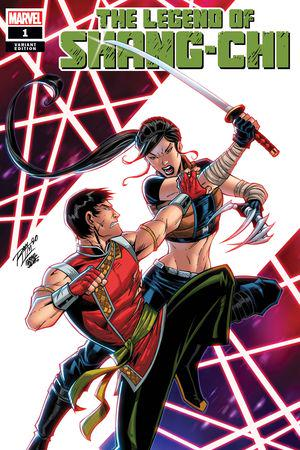 The Legend Of Shang-Chi (2021) #1 (Variant)