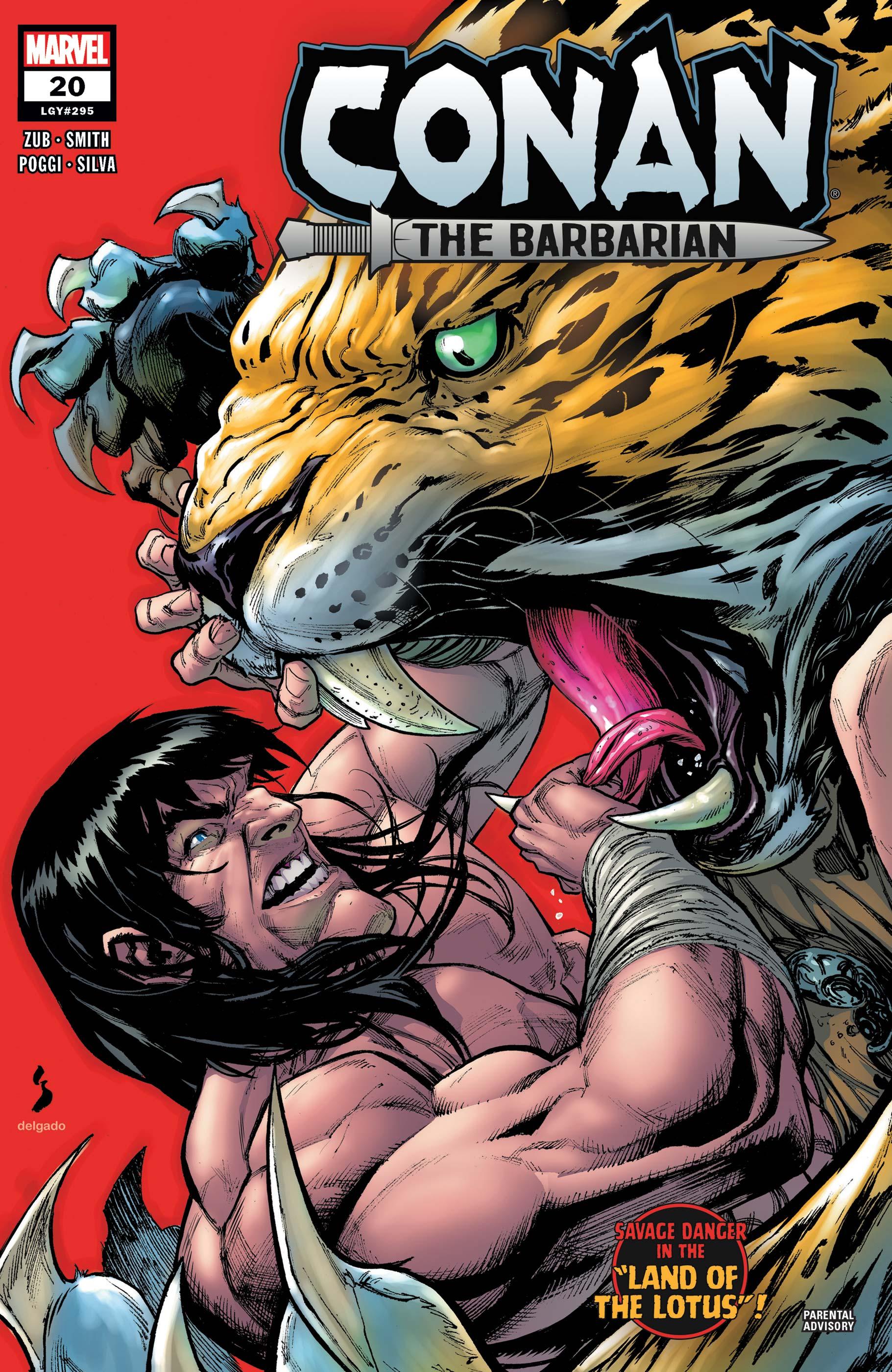 Conan the Barbarian (2019) #20