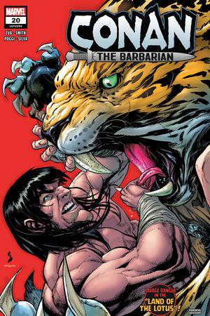 Conan the Barbarian #20