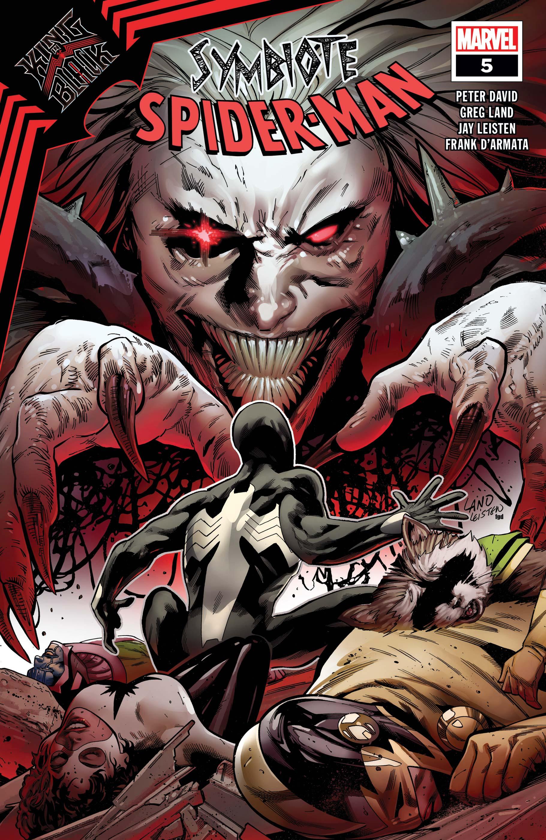Symbiote Spider-Man: King in Black (2020) #5