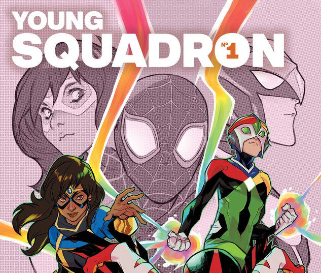 Heroes Reborn: Young Squadron #1