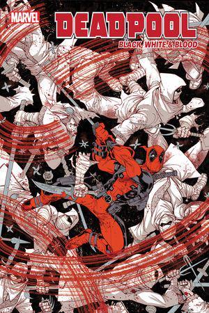 Deadpool: Black, White & Blood #1