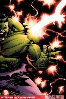 Incredible Hulks (2009) #610 (VARIANT)