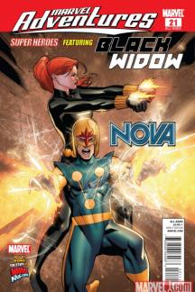 Marvel Adventures Super Heroes #21