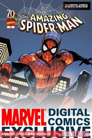 Amazing Spider-Man Digital #5