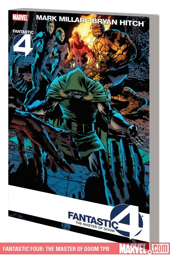 Fantastic Four: The Master of Doom (Trade Paperback)