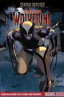 Dark Wolverine (2009) #78 (YOUNG GUN VARIANT)