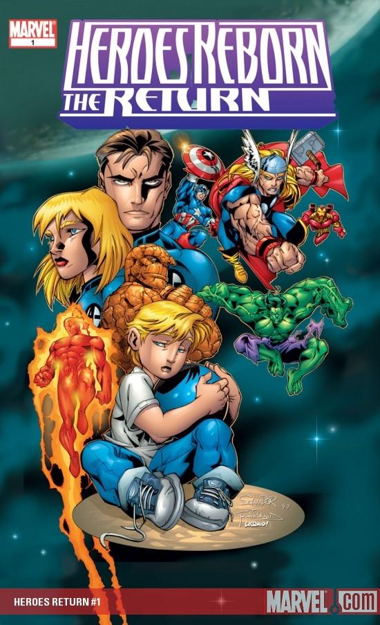 Heroes Reborn: The Return (1997) #1