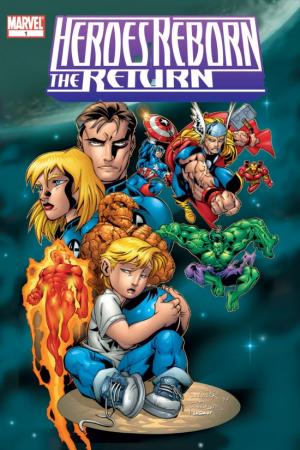 Heroes Reborn: The Return #1