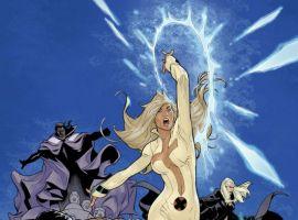Uncanny X-Men #514 cover by Terry Dodson