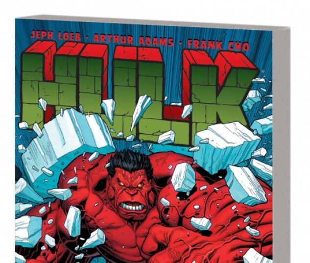 HULK VOL.2: RED AND GREEN TPB