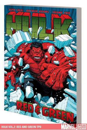 Hulk: Red and Green (Trade Paperback)