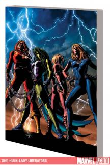She-Hulk Vol. 9: Lady Liberators (Trade Paperback)