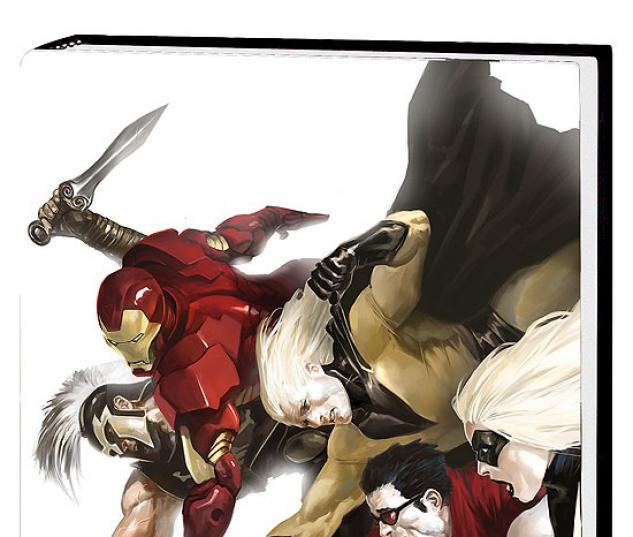 MIGHTY AVENGERS VOL. 4: SECRET INVASION BOOK 2 PREMIERE #0