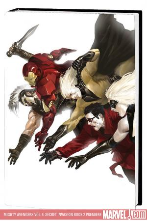 Mighty Avengers Vol. 4: Secret Invasion Book 2 Premiere (Hardcover)