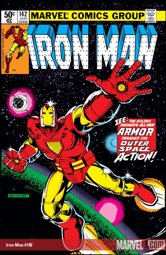 Iron Man (1968) #142