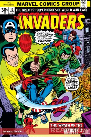 Invaders (1975) #10