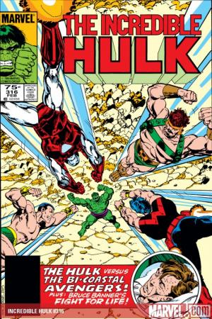 Incredible Hulk (1962) #316