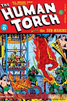 Human Torch Comics #6